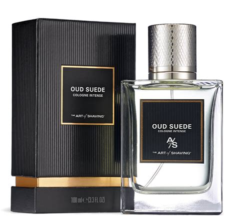 Oud Suede Cologne Intense The Art Of Shaving cologne - a