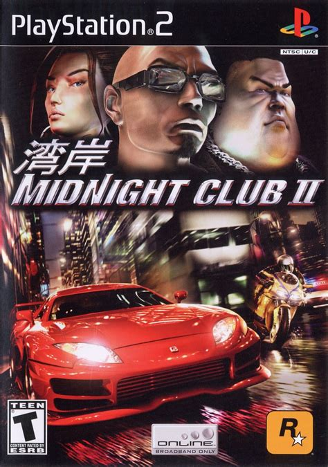 Midnight Club II for PlayStation 2 (2003) - MobyGames