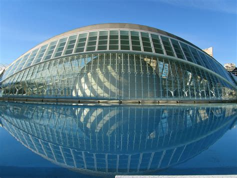 Valencia, Spain - City of Arts and Science