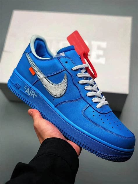 """Best Fake Off-White x Nike Air Force 1 Low """"MCA"""" CI1173"""