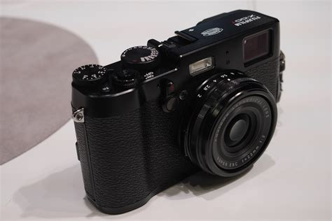 Fujifilm X100t review - hands on with what may be the best