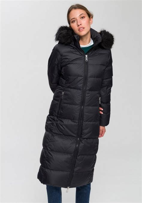 Tommy Hilfiger Mantel »TYRA DOWN FITTED MAXI COAT«   OTTO