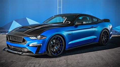 California Pony Cars Ford Mustang GT Fastback 2019 5K