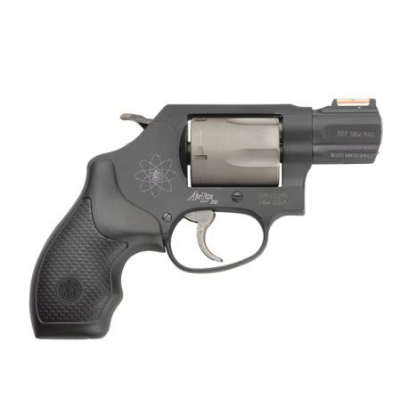 SW 360 PD 357 Mag