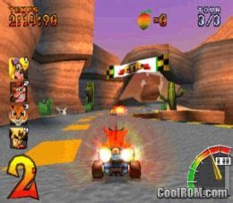 CTR - Crash Team Racing ROM (ISO) Download for Sony