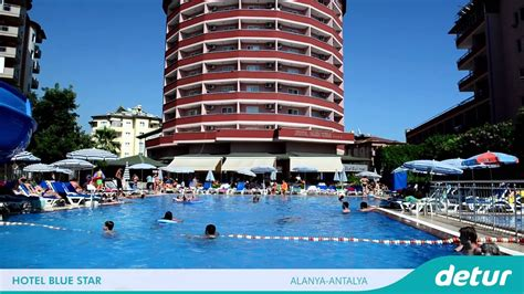 Hotel Blue Star | All Inclusive Hotel | Holiday in Alanya