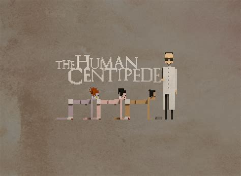 The human centipede on Behance