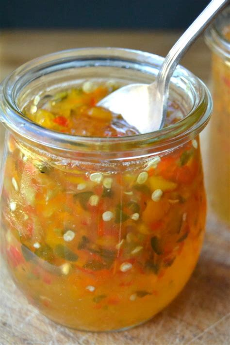 Super Easy Hot Pepper Jelly   The View from Great Island