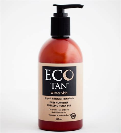ECO GLAMAZINE: Product of the Month: Eco Tan Winter Skin