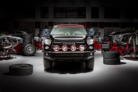 Baja 1000 Toyota Tundra TRD Pro Revealed: to Compete in