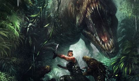 Turok and Turok 2 is Coming to Xbox One Next Week; Rad New