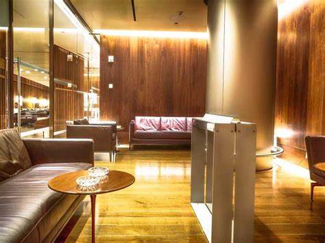 Everything You Need To Know About the Oryx Lounge at Doha