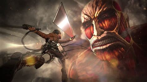 Attack on Titan Review – Fluid Gameplay Overshadows Bland