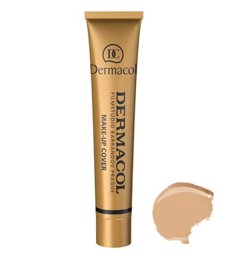 Buy Dermacol - Make-up Cover SPF 30 - 218 | Maquibeauty