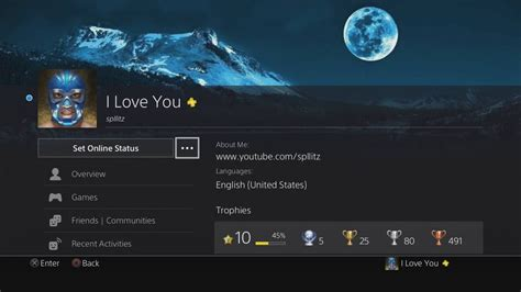 How to Add a Custom Cover Image on your PS4 Profile - YouTube