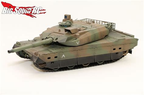 Unboxing – VS Tanks 1/24 Scale Japanese Type 10 & King