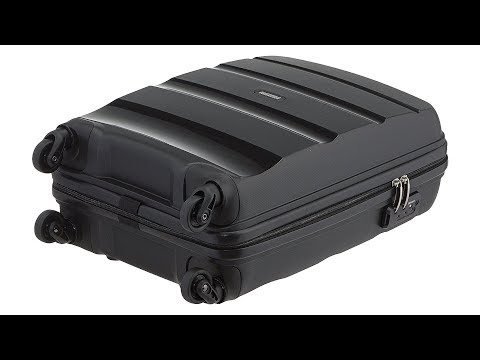 American Tourister Bon Air Dlx Spinner Expandable (4