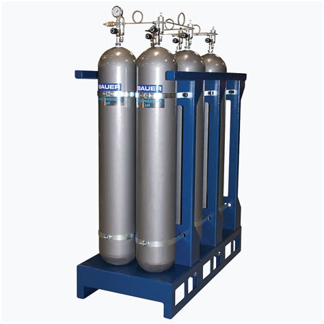 Compressed Air & Gas Storage Cylinders Systems