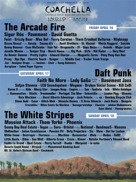And the Main Reason We Care About Coachella This Year Isn