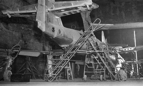 FalkeEins - the Luftwaffe blog: Me 262 in the REIMAHG plant