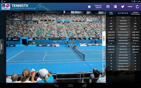 How to Watch Tennis Online   KilltheCableBill