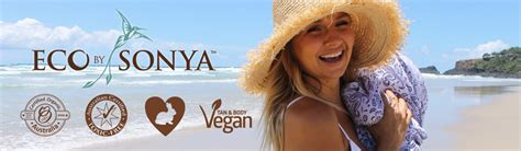 Eco By Sonya - Natural, Organic Tanning & Care Products