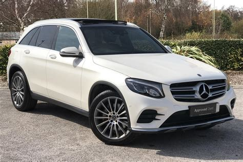 Used 2018 White Mercedes-Benz GLC for sale | PistonHeads