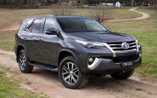 2015 Toyota Fortuner (AU) - Wallpapers and HD Images | Car