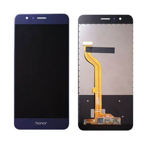 TOUCH SCREEN VETRO + LCD DISPLAY Per HUAWEI HONOR 8 FRD