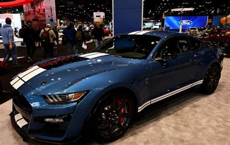 Pick Your Paint Color: Ford's 2020 Mustang GT500 Comes In