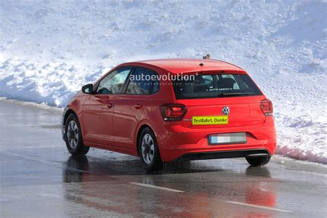 2022 Skoda Fabia Spied Testing in the Alps, Is a VW Polo