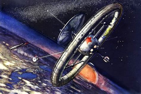 The Soviet Union in Space – Never Was