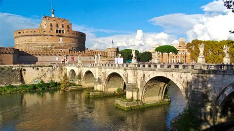 Art, music and shows at Castel Sant'Angelo