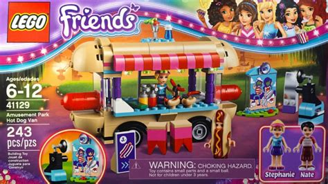 EXCLUSIVE! NEW LEGO FRIENDS SUMMER 2016 OFFICIAL BOX