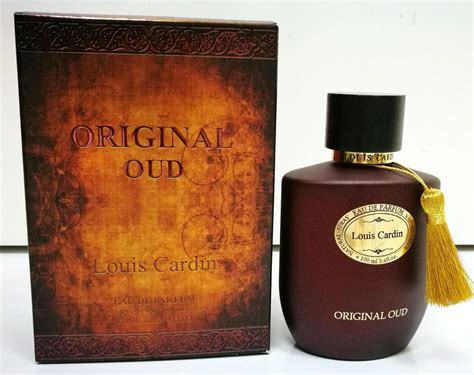 Original Oud Louis Cardin cologne - a new fragrance for