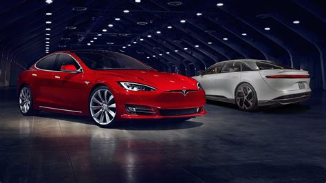 How the 2020 Tesla Model S Beats the 2021 Lucid Air