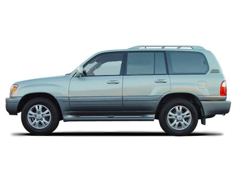 2006 Lexus LX470 Reviews and Rating | Motor Trend