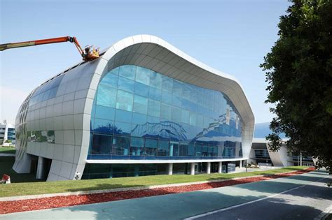 Aspire Academy Expansion at Aspire Zone - Alutec