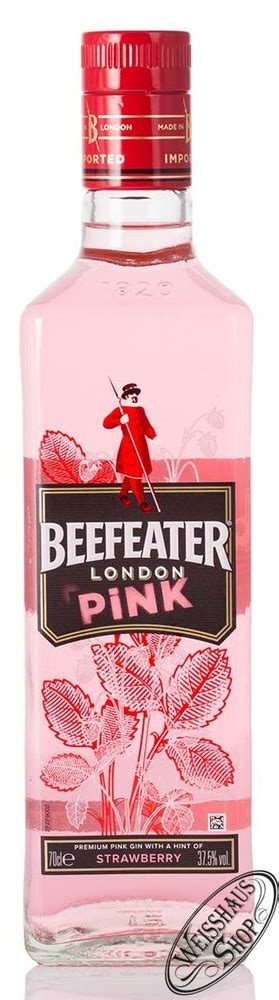 Beefeater Pink Gin 37,5% vol