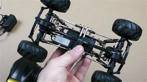 1/24 Scale 4WD/4WS Electric Rock Craler, RTR, 2