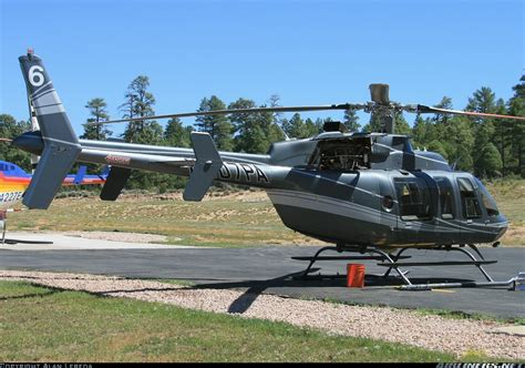 Bell 407 - Papillon Grand Canyon Helicopters | Aviation