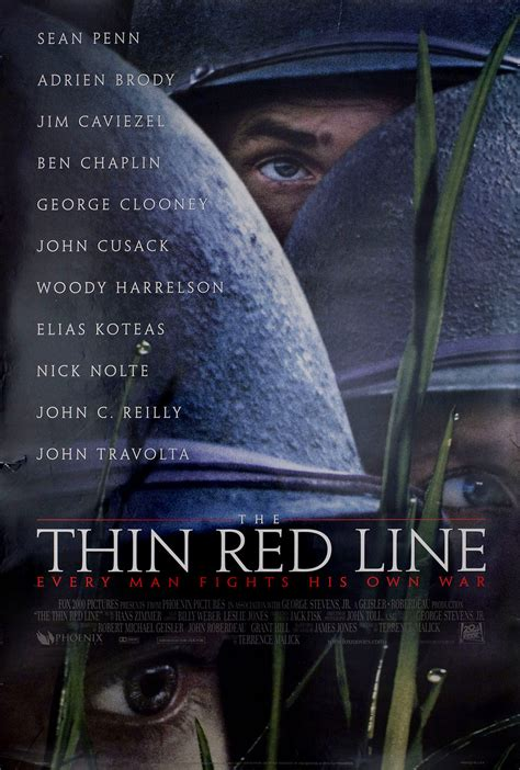 The Thin Red Line 1998 U